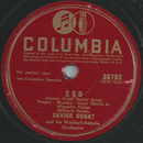 Xavier Cugat and his Waldorf-Astoria Orchestra - Eco /...