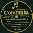 The B.B.C. Wireless Symphony Orchestra - Semiramide...