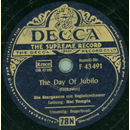 Die Stargazers - The Day of Jubilo / Sugarbush