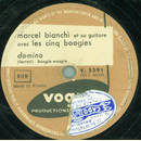 Marcel Bianchi - Dominio / Ay Marie