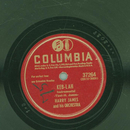 Harry James and his Orchestra - Keb-Lah / Youll never know