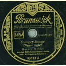 Werner Müller - Trumpet Boogie / I only have eyes for you