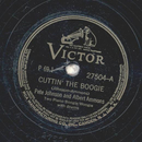 Peter Johnson and Albert Ammons - Cuttin the boogie /...