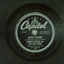Johnny Mercer and the Pied Pipers - Movie tonight / I do...