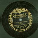 Frances Langford - At Your Beck And Call / Night And Day