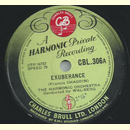 The Harmonic Orchestra: Wal-Berg - Exuberance / The...