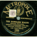 Herman Darewaki / Astoria Orchester - The Nameless Waltz...