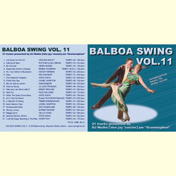 BALBOA SWING VOL11 Life Goes On And On