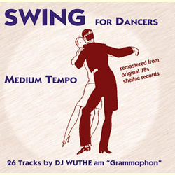 Swing for Dancer VOL.1  - Medium Tempo