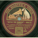 The London Palladium Orchestra - Katja the Dancer / Maid...