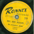 Mc Cormick Bros. / The Varieteers - Red Hen Boogie / If...