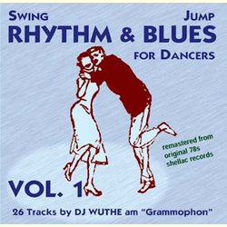Swing Rhythm &  Blues Jump For Dancers VOL.1