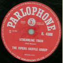 The Vipers Skiffle Group - Streamline Train / Railroad...