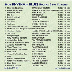 Rare Rhythm & Blues Bounce for Dancers Vol.2