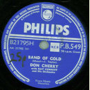 Don Cherry - Band of Gold / Rumble-Boogie