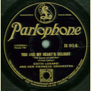 Edith Lorand - You are my Hearts Delight / I love you-...