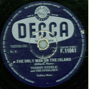 Tommy Steele - The Only Man On The Island / I Puts The...