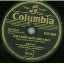 Doris Day - Thats What Makes Paris Paree / Im Gonna Ring...
