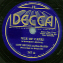 Lew Stone - Isle Of Capri / Serenade For A Wealthy Widow