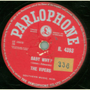 The Vipers - Baby Why ? / No Other Baby