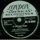 The Hilltoppers - A Fallen Star / Footsteps