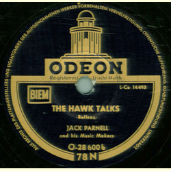 Jack Parnell - The Champ / The Hawk Talks