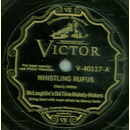 McLaughlin`s Old Time Melody Makers - Whistling Rufus /...
