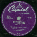 Tennessee Ernie Ford - Sixteen Tons / You Dont Have To Be...