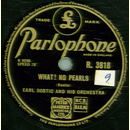 Earl Bostic - What No Pearls / Off Shore
