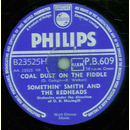 Somethin` Smith And The Readheads - Coal Dust On The...