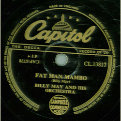 Billy May - Fat Man Mambo / Tenderly