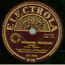 Angéla Durand u.d. Penny Pipers - Tingeling, Tingeling /...
