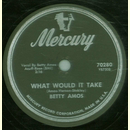 Betty Amos - What Would It Take / Hello To The Blues