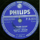Marty Wilde and his Wildcats - Endless Sleep/ Her Hair...