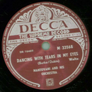 Mantovani and his Orchestra - Dancing With Tears In My...