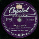 Les Paul und Mary Ford - Smoke Rings / Meet Mister Callaghan