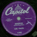Les Paul - Goofus / Les Paul & Mary Ford - Sugar Sweet