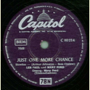 Les Paul & Mary Ford - Just One More Chance / Tiger Rag