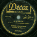 Jimmie Lunceford - Margie / I´m Walking Through Heaven...