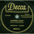 Ernest Tubb - Filipino Baby / Drivin` Nails In My Coffin