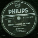 Jo Stafford - Taking A Chance On Love / Love Me Good