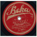 Saxophon Orchester Dobbri mit Max Mensing - Butterfly /...