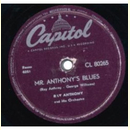 Ray Anthony - Mr. Anthonys Blues / Trumpet Boogie