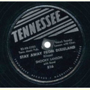 Snooky Lanson - Time / Stay Away From Dixieland