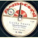 Arpád Varoz - Lucky hours / Yearning