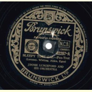 Jimmie Lunceford and his Orchestra - Sleppy Time Gal /...
