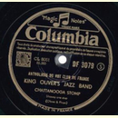 King Oliver´s Jazz Band - Chattanooga Stomp / New Orleans...
