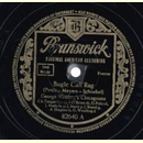 George Wettlings Chicagoans - Bugle Call Rag /  I Wish I...