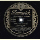 Tommy Dorsey - The Dirty Dozens / Trouble In Mind