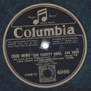 Vocal Trio / Carmen Lombardo - Good News / Japansy Waltz